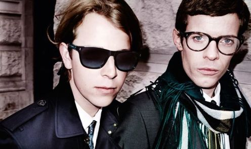 Burberry Fall Winter 2015 Campaign