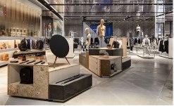 Harvey Nichols Birmingham Menswear