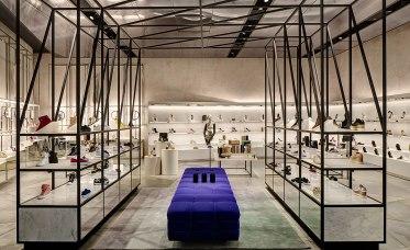 Harvey Nichols Birmingham Womens Footwear