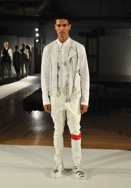 Pyer Moss - Runway - Spring 2016 New York Fashion Week
