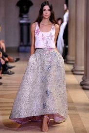 Carolina Herrera New York Fashion Week RTW Spring Summer 2016 September 2015