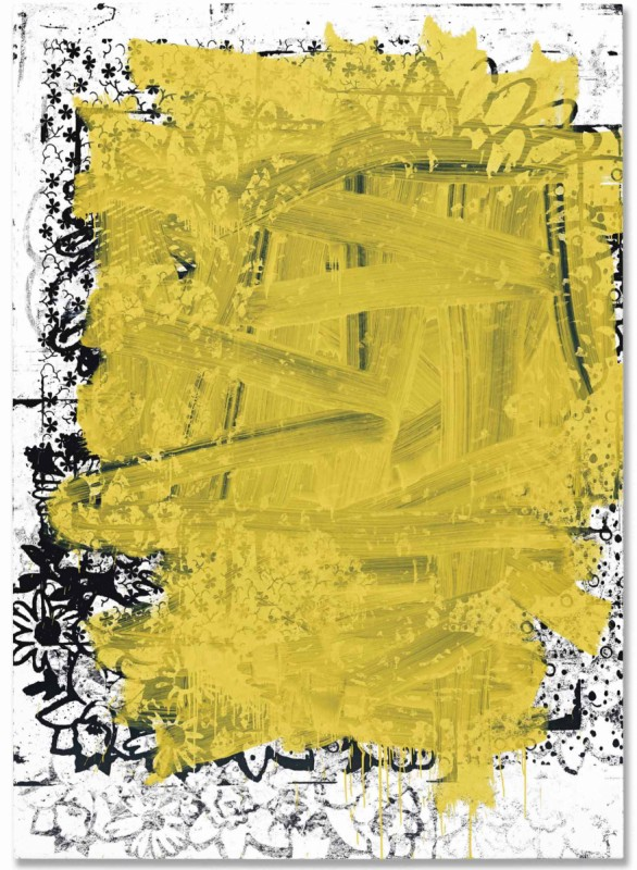 Christopher Wool 'Untitled' (1995)