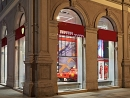 A new Ferrari Store has opened on Via Berchet, 2 in the very centre of Milan. The new 750 square metre space treats visitors to a completely immersive experience of the Ferrari legend.