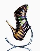 Shoe by Pierre Hardy: Photography: Nigel Cox