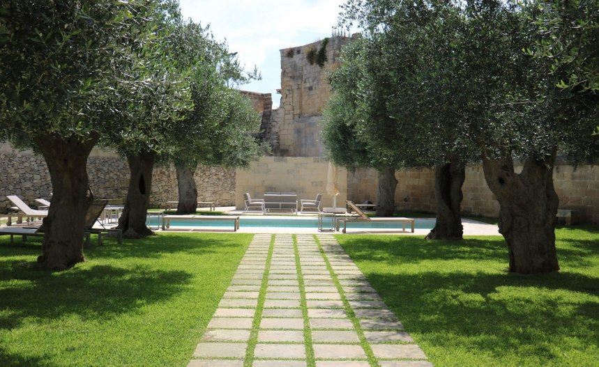 The Pool, La Fiermontina, Lecce, Italy