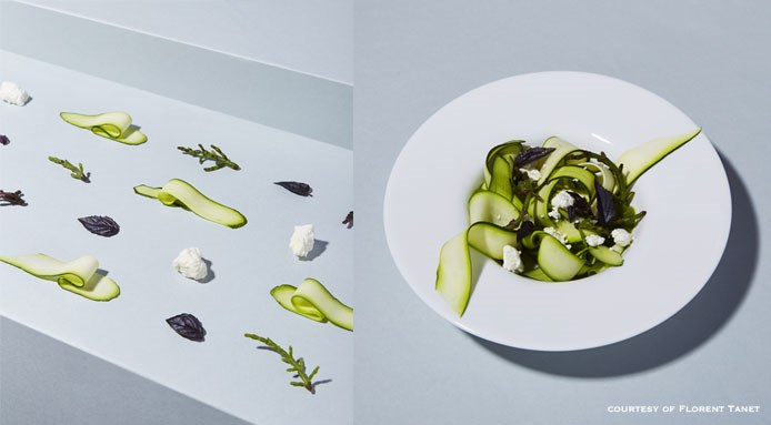 Ode to the iodine salad by chef Elsa Marie | Pères populaires, Parigi