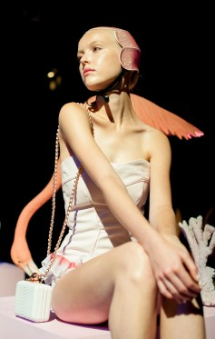Sophia Webster Spring/Summer 2016 London Fashion Week Presentation