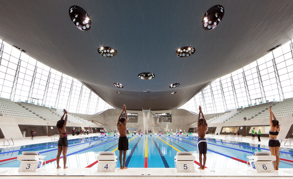 London Aquatics Center