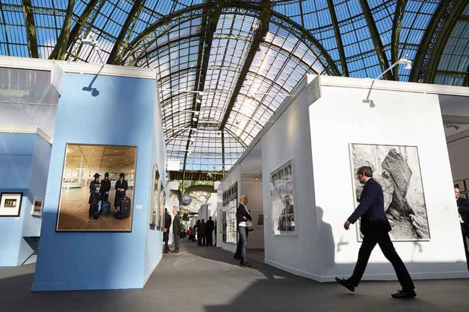 Paris Photo Exhibition in the Grand Palais (2014)