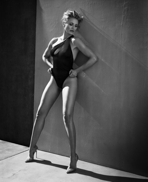 Cameron Diaz by Vincent Peters (2014)
