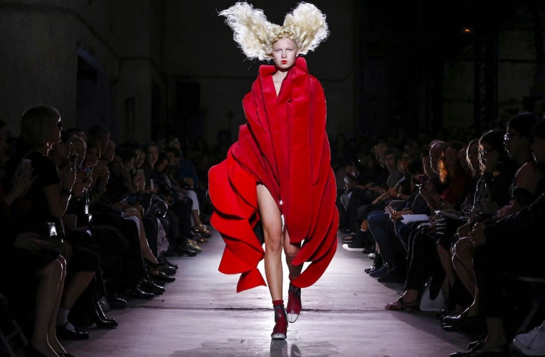 Junya Watanabe for Comme des Garcons, Summer 2015 Collection in Paris
