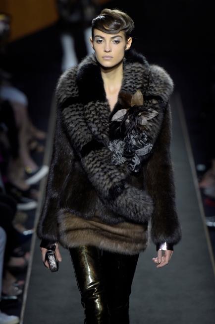 Fendi Couture Fall 2015