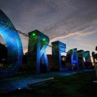 Art That Inspired A City: Laura Kimpton's DREAM Sculpture