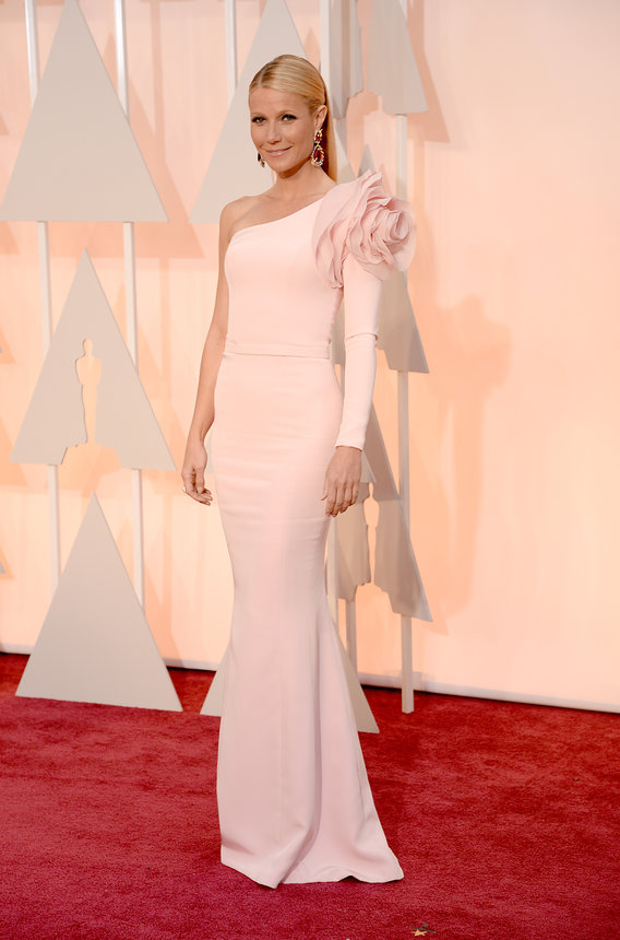 Gweneth Paltrow in Tom Ford at the Oscars (2015)