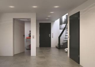 The Hormann doors are ideal for private homes, as well as for offices and administrative buildings, the ZK doors ensure high stability, thermal insulation, sound insulation, anti-burglary, versatility and are an attractive design. Made of steel, they are available in various colors and finishes with wood effect. hormann.it