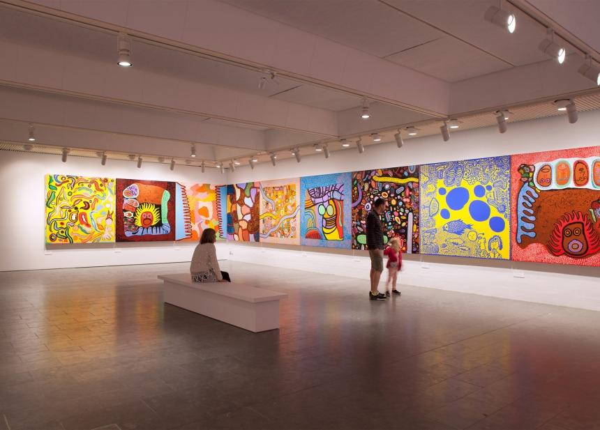 In-Infinity_Yayoi-Kusama_Louisiana-MoMA_dezeen_1568_5