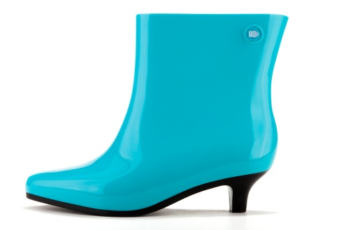 Melissa + Jeremy Scott Ankle Boot