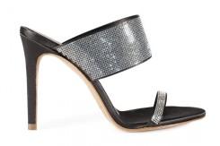 Pedro García AW15-16: The Camelia offblack shoe