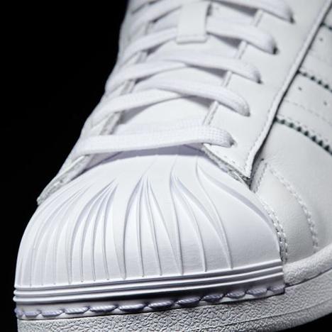 Pharrell Williams & Zaha Hadid Supershell Shoe for Adidas