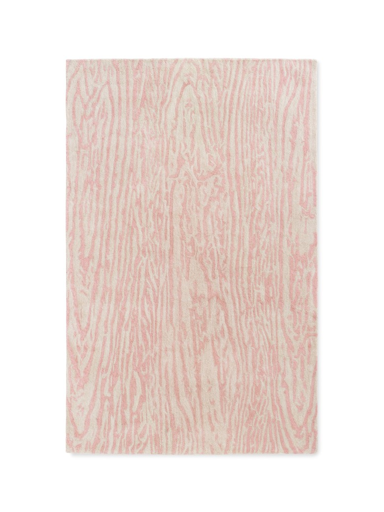 Kate Spade Home Collection: Woodgrain rug. Photo: Courtesy of Kate Spade