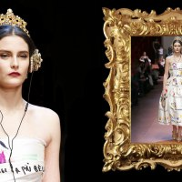 The Dolce & Gabbana princess headphones are for sale!
