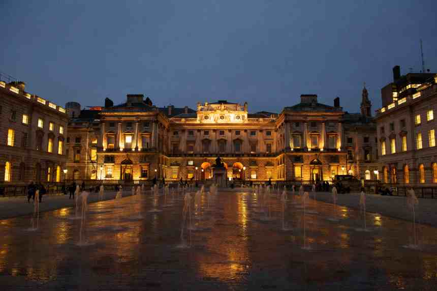 Somerset House, London. Image courtesy of 154 Sébastien Gracco de Lay
