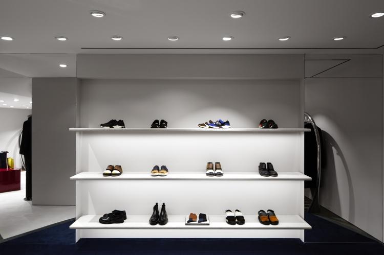 Boutique Marni San Francisco, Footwear