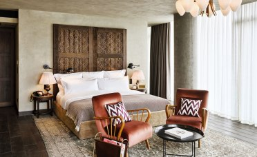 SoHo House Istanbul guest room