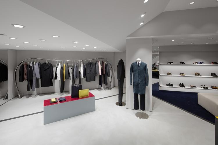Boutique Marni San Francisco, Menswear