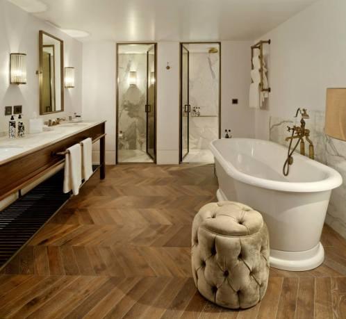 SoHo House Istanbul bathroom