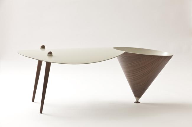 'Cirkel' coffee table