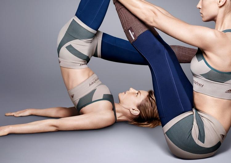 adidas by Stella McCartney Fall/Winter 2015, Yoga