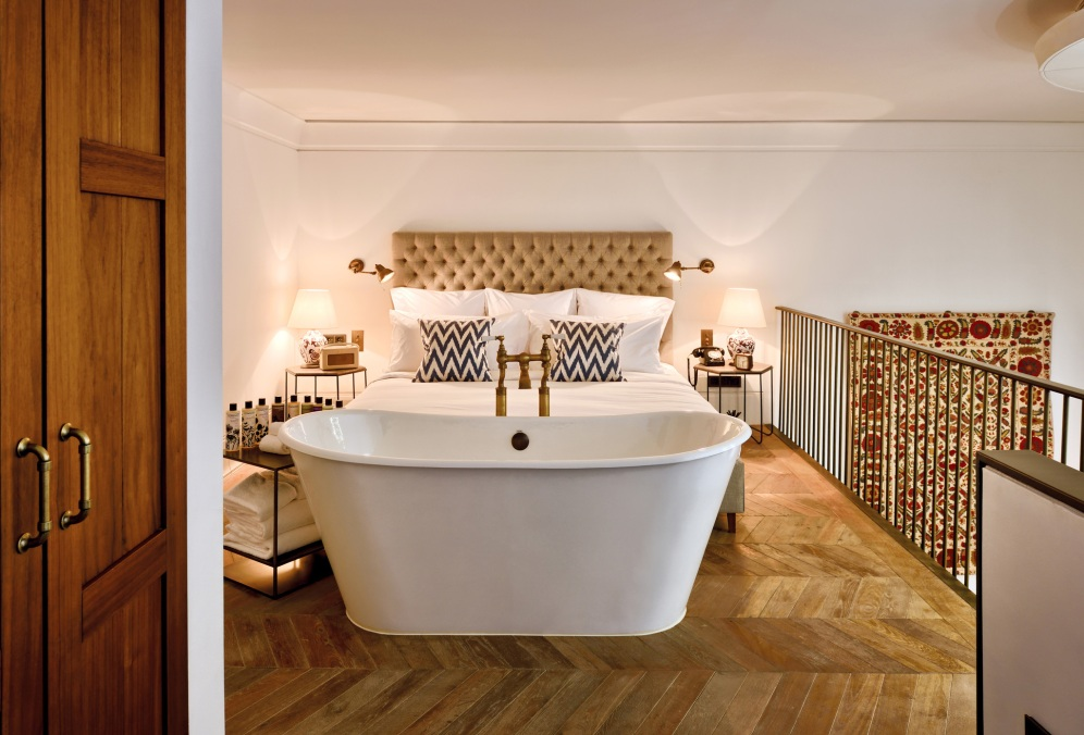 SoHo House Istanbul suite