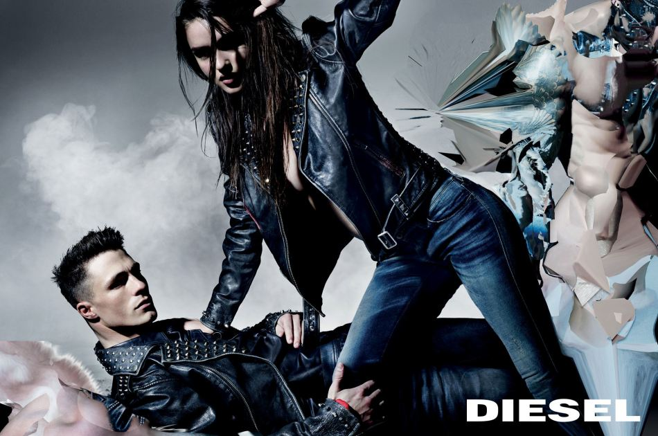Diesel campaign by Nick Knight