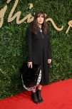 Faustine Steinmetz attends the British Fashion Awards 2015 at London Coliseum on November 23, 2015 in London, England.