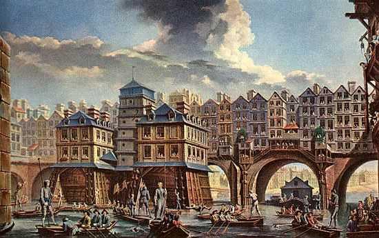 Paris, 18th Century (Haussmanns)