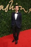 Imran Amed attends the British Fashion Awards 2015 at London Coliseum on November 23, 2015 in London, England.
