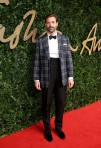 Patrick Grant attends the British Fashion Awards 2015 at London Coliseum on November 23, 2015 in London, England.