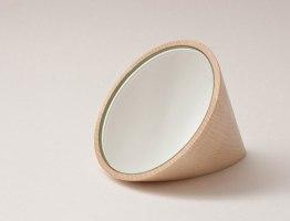 'Cirkel' circular mirror