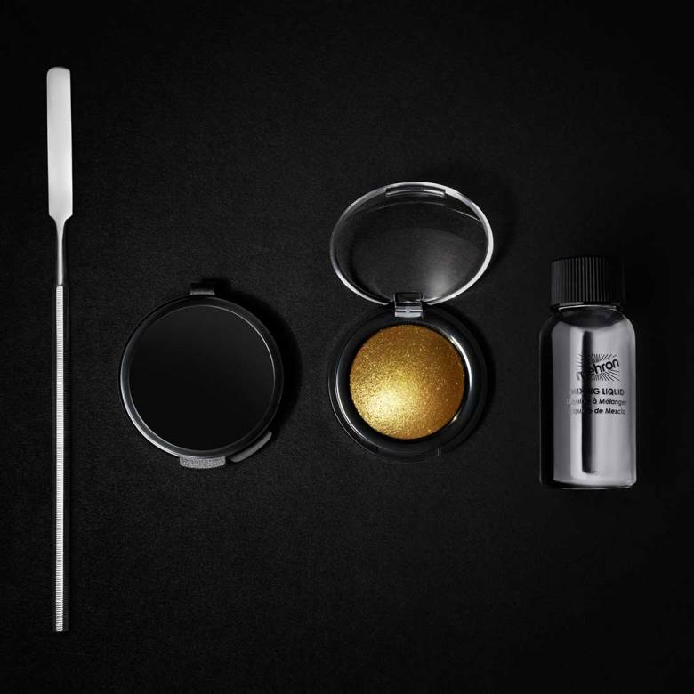 Gold 001 contents by Pat McGrath Labs