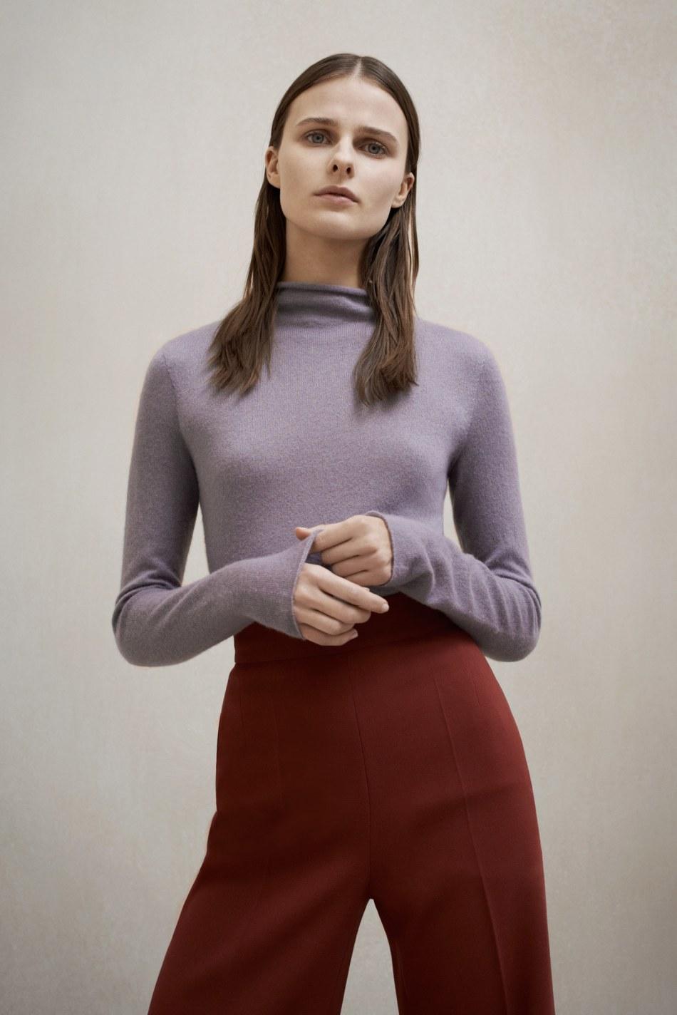Razor knit thin cashmere, The Row