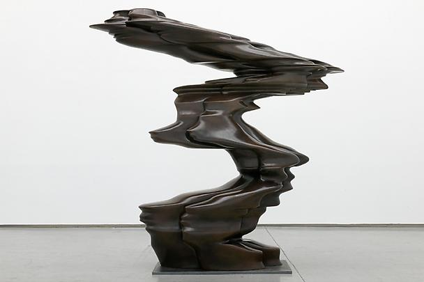 Tony Cragg, Mixed Feelings, 2012, Marian Goodman Gallery. Tony Cragg is an artist for Art Basel Miami Beach, Public Works exhibition