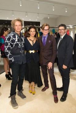 Yves Behar, Sabrina Buell, Hamish Bowles, Risa Aronson