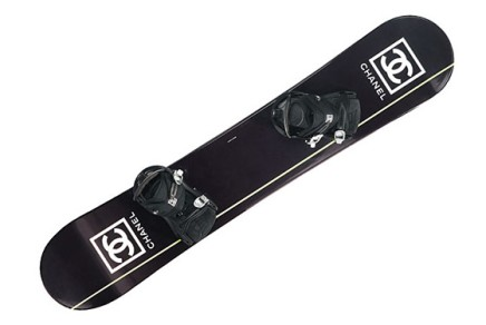 Chanel snowboard