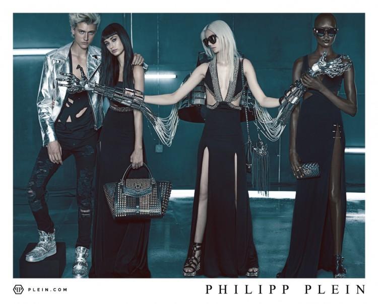 PHILIPP PLEIN SS16 Campaign2
