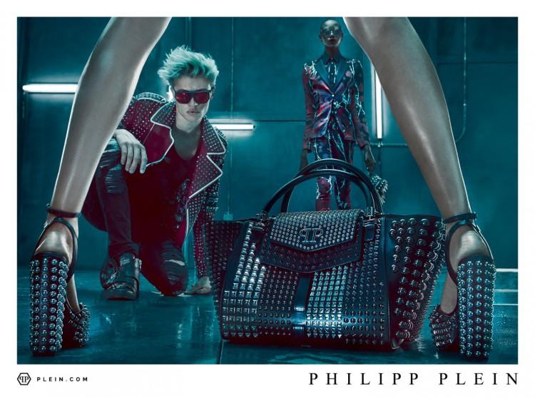 PHILIPP PLEIN SS16 Campaign3