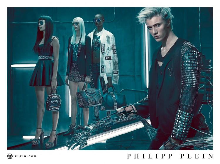 PHILIPP PLEIN SS16 Campaign4