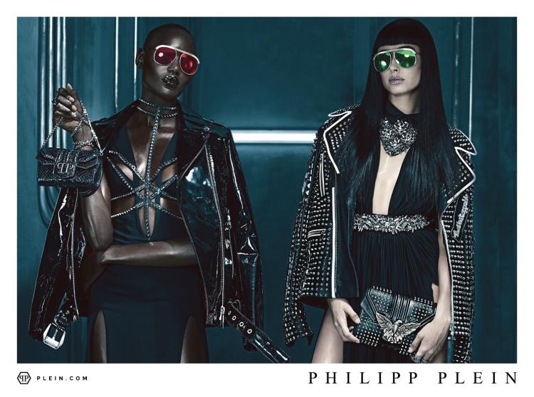 PHILIPP PLEIN SS16 Campaign5