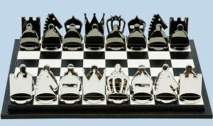 Chess board game by Prada