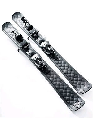 Quilted ski's, Chanel